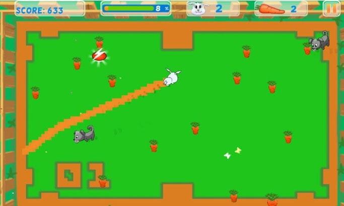 Bunnix - Bunny Run- screenshot thumbnail