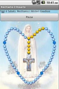 Recitiamo il Santo Rosario- screenshot thumbnail