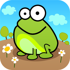 Tap the Frog: Doodle for PC and MAC