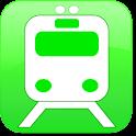 Check JP Railway information logo