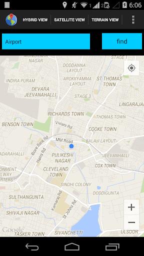 Spot My Locality
