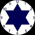 Israel clock icon