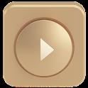 Skin for Poweramp Gold icon