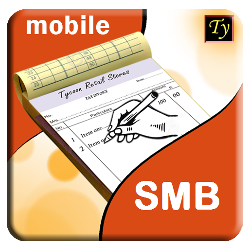 Tycoon SMB-Invoice/POS/Billing LOGO-APP點子