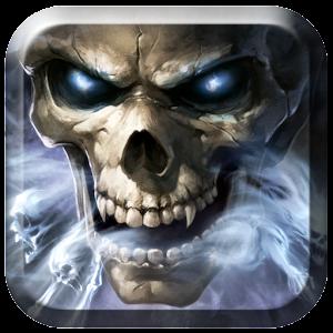Horror Skulls