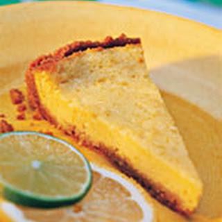 Cheesecake Met Citrusfruit