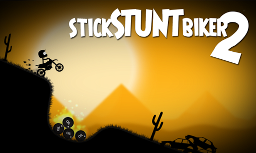 Stick Stunt Biker 2  screenshots 1