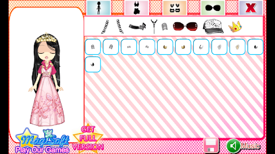 Maidens Avatar Creator Lite - screenshot thumbnail