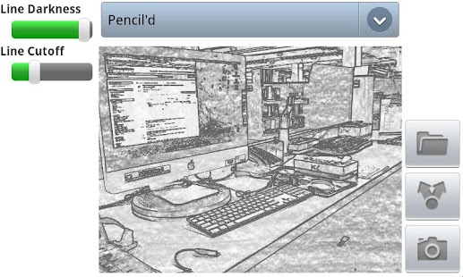 Sketched - screenshot thumbnail