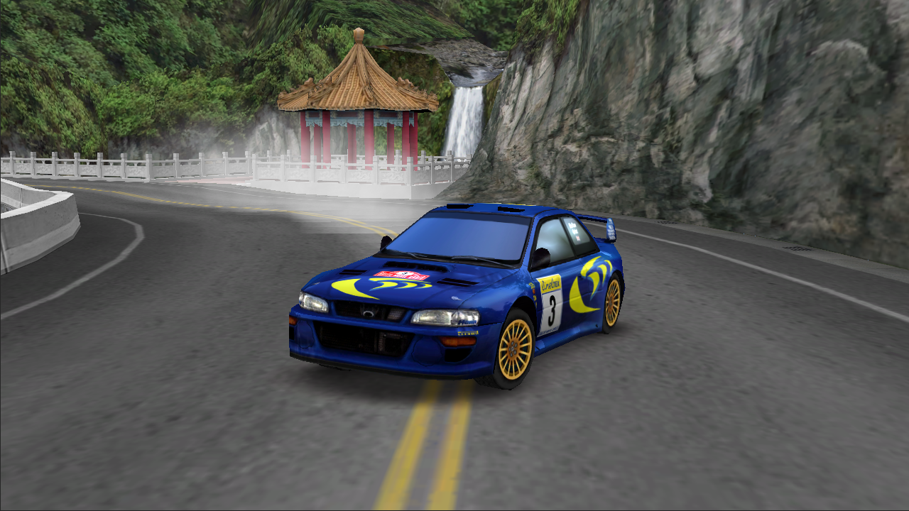 Pocket Rally LITE – Screenshot