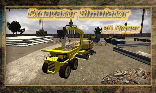 Excavator-Simulator-3D-Digger 2