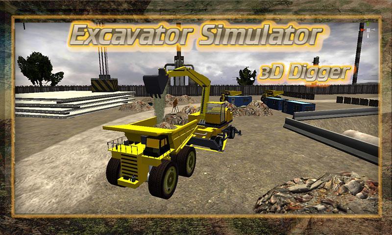 Excavator-Simulator-3D-Digger 16