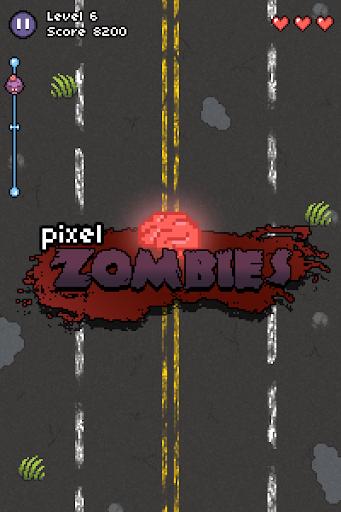 Pixel Zombie Revenge