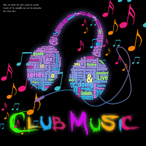 Live Wallpaper Neon Music