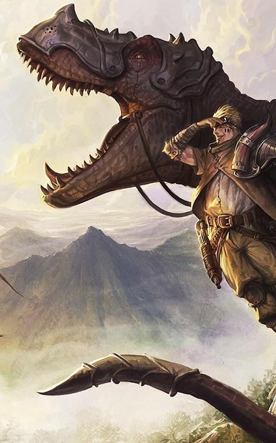 dinosaur phone wallpaper - photo #4