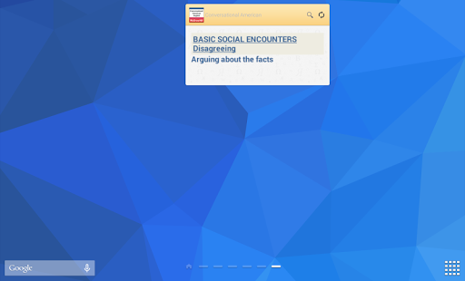 Conversational American Eng TR - screenshot thumbnail