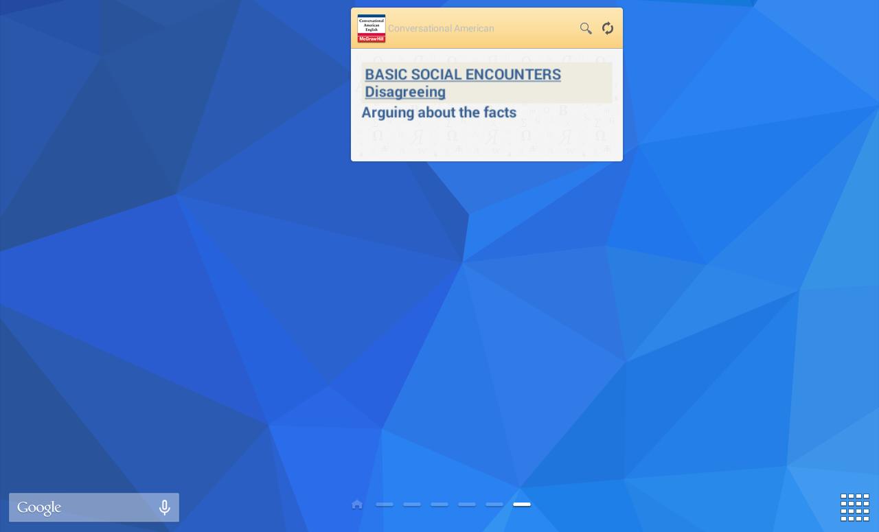 Conversational American Eng TR - screenshot