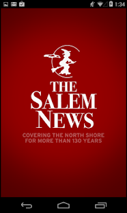 The Salem News Beverly MA - screenshot thumbnail