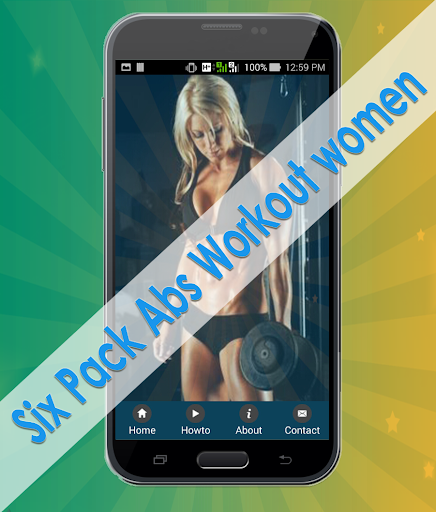 Six Pack Abs Workout womens