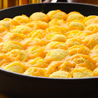 Cheesy Jalapeño Popper Monkey Bread