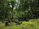 西芳寺庭園