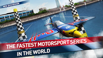 Screenshot of Red Bull Air Race The Game