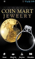 Screenshot of Coin Mart Jewelry