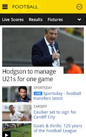 BBC Sport Screenshot 40