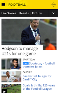 BBC Sport Screenshot 40