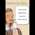 Confucius Say… logo