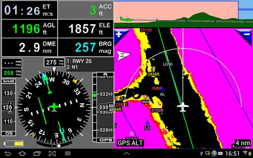 FLY is FUN Aviation Navigation  screenshots 12