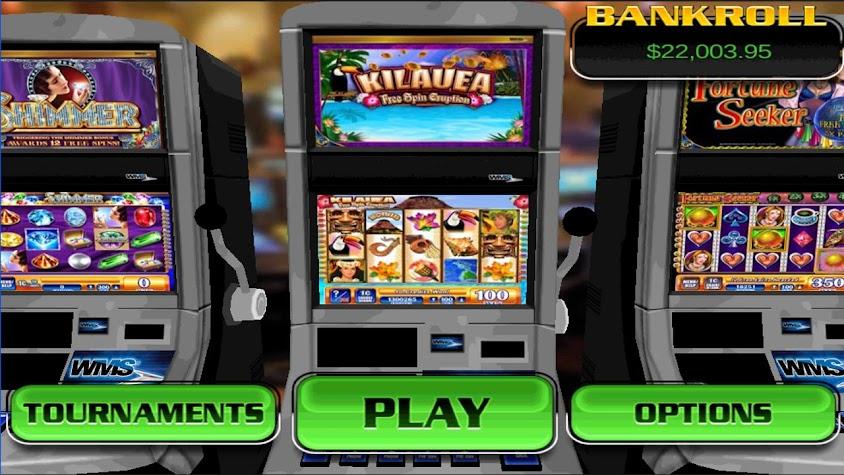 Kilauea - HD Slot Machine Screenshot