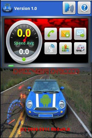 Sensor Viewer Driver Droid - screenshot