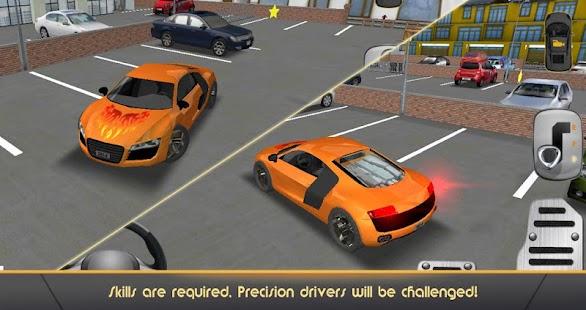 都市汽車驅動3D parking game