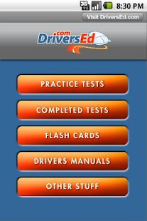 Drivers Ed Ohio - screenshot thumbnail
