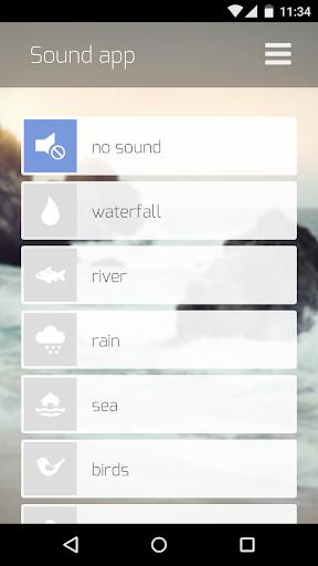 Sound App - Nature Sounds