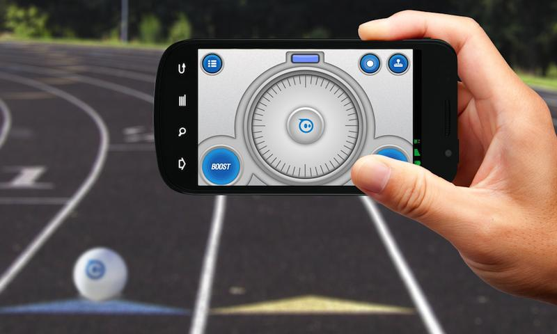 Sphero Multi Drive - screenshot