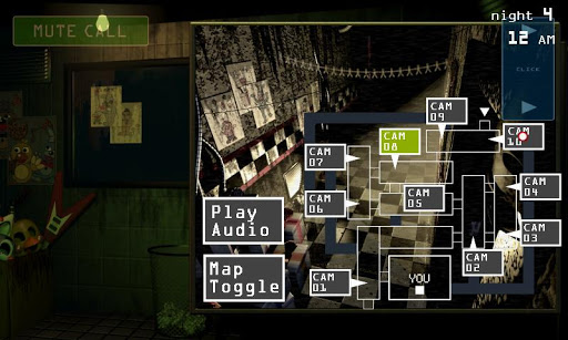 Five Nights at Freddy's 3 Demo 1.07 screenshots 2