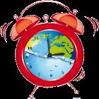 Alarm Clock mathematical task icon