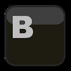 Bright Keyboard icon