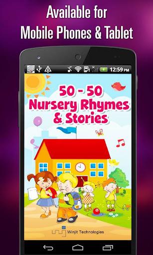 50 Nursery Rhymes 50 Stories