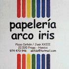 Arcoiris Stationery icon