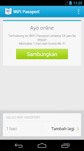 WiFi Passport - screenshot thumbnail