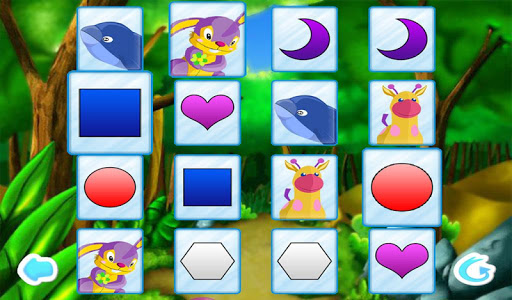 Memory Game for Toddlers Free