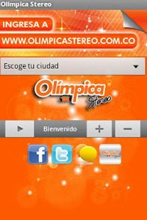 Olimpica Stereo - screenshot thumbnail