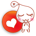 爱祝福 logo
