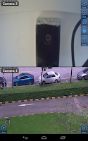 Screenshot of Viewer for Intellinet IP cams