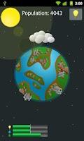Screenshot of Planet in a Bottle