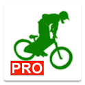 Bike Trace Pro - GPS tracker icon