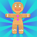 Gingerbread Man Creator icon